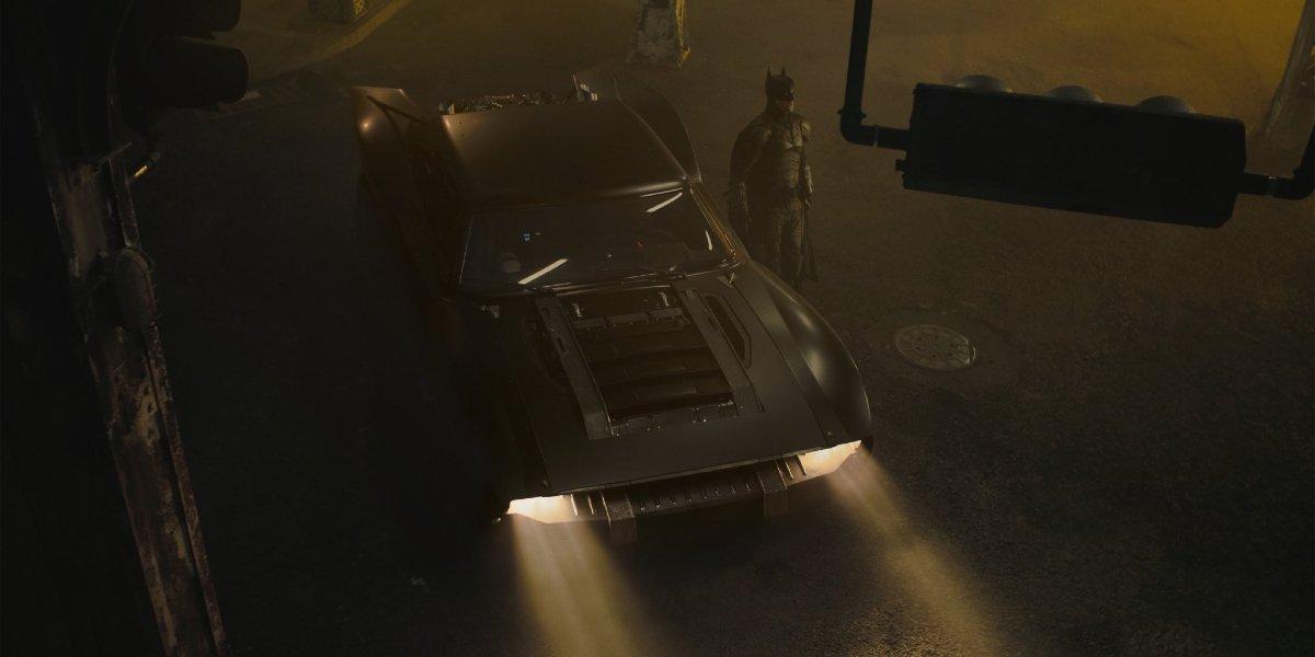 Robert Pattison in The Batman