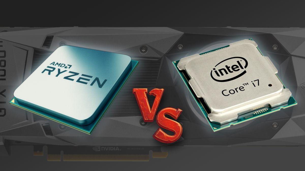Gaming performance of Ryzen 7 vs  Core i7 with GeForce GTX 1080 Ti