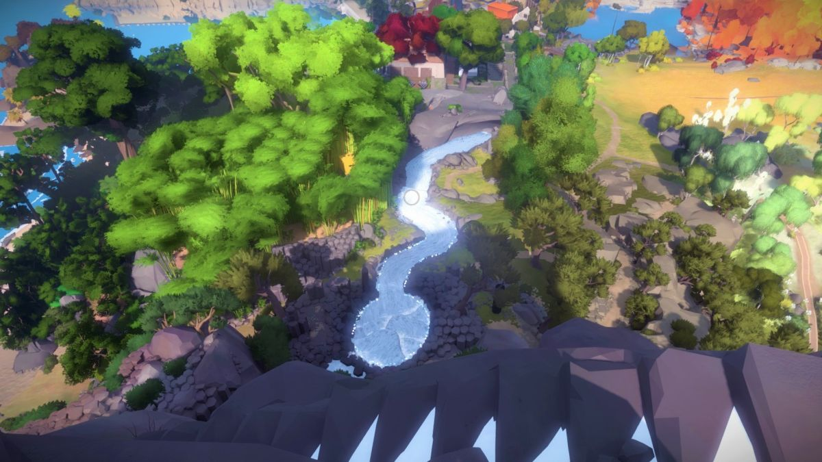 Great moments in PC gaming: Spotting your first environmental puzzle in The Witness