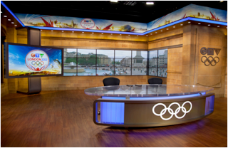 Advanced Outfits CTV for 2012 Olympic Coverage