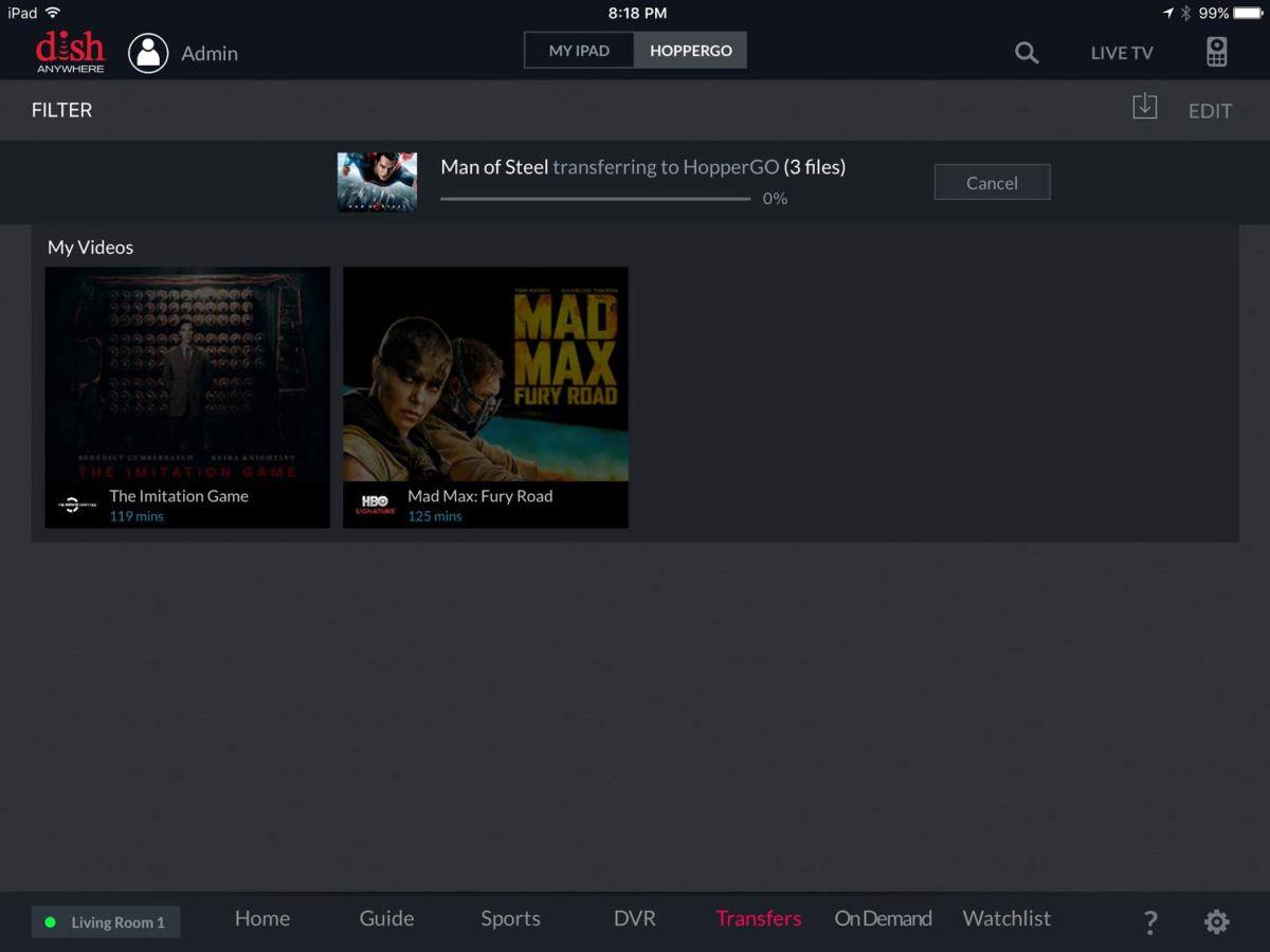 HopperGO Review: DVR Shows In Your Pocket | Tom's Guide