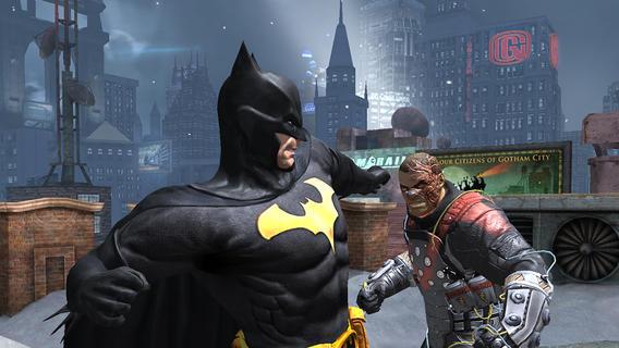 Batman: Arkham Origins Mobile Game Hits App Store #29331