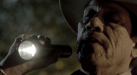 Danny Trejo investigates a 'Murder In The Woods.'