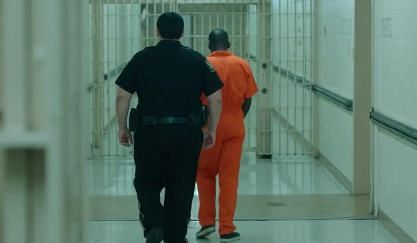 Get Out Alternate Ending Chris In Jail