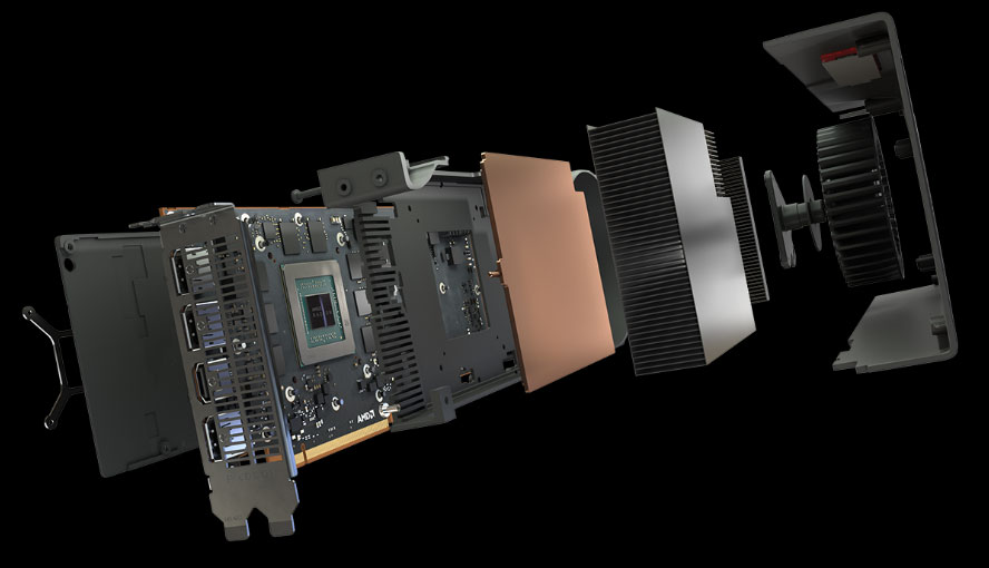 AMD's new GPU driver improves Vulkan support for Radeon graphics cards   PC Gamer