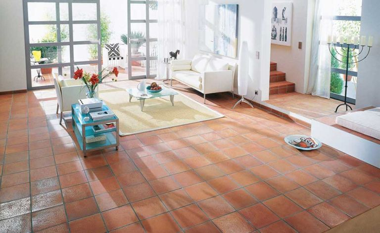 kitchen terracotta floor how to choose quarry and terracotta floor tiles real homes 3237