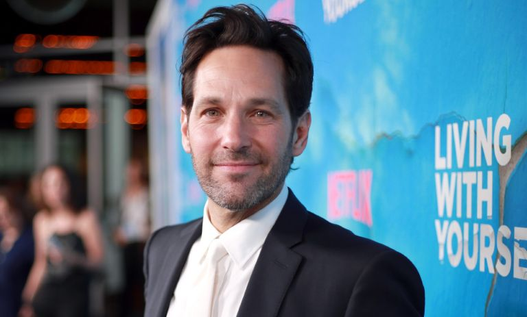 """Paul Rudd attends the Premiere of Netflix's """"Living With Yourself"""" at ArcLight Hollywood on October 16, 2019 in Hollywood, California."""