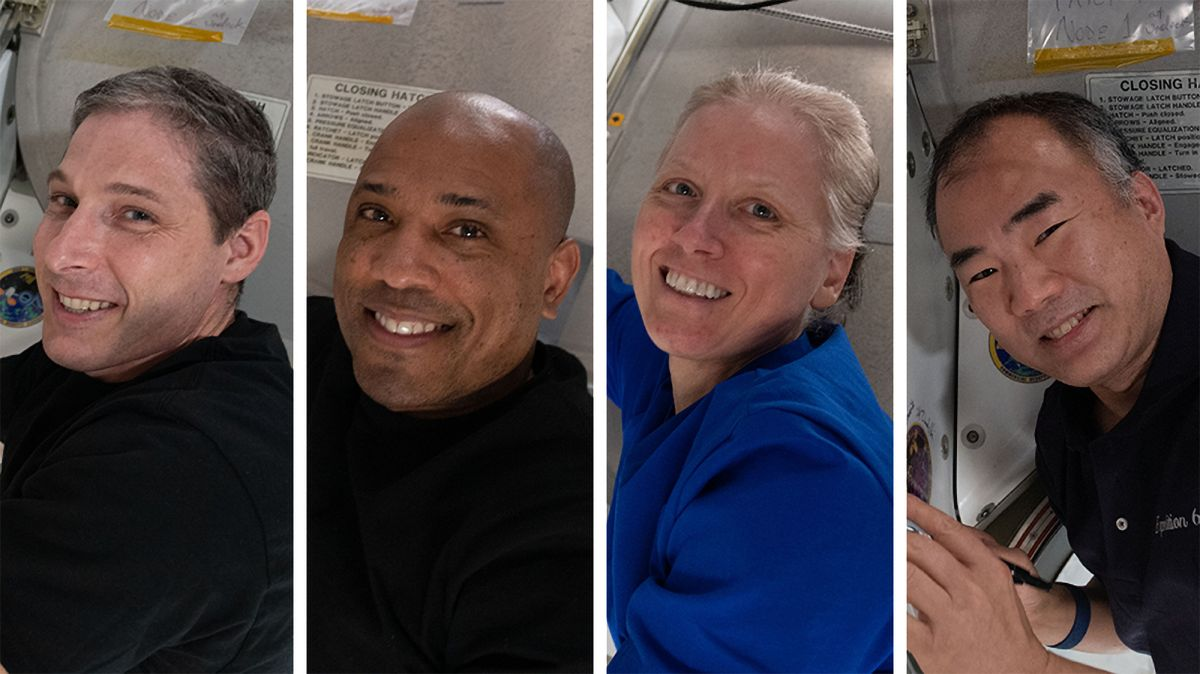After months in space, Crew-1 astronauts look forward to SpaceX trip back to Earth
