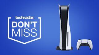 PS5 don't miss header
