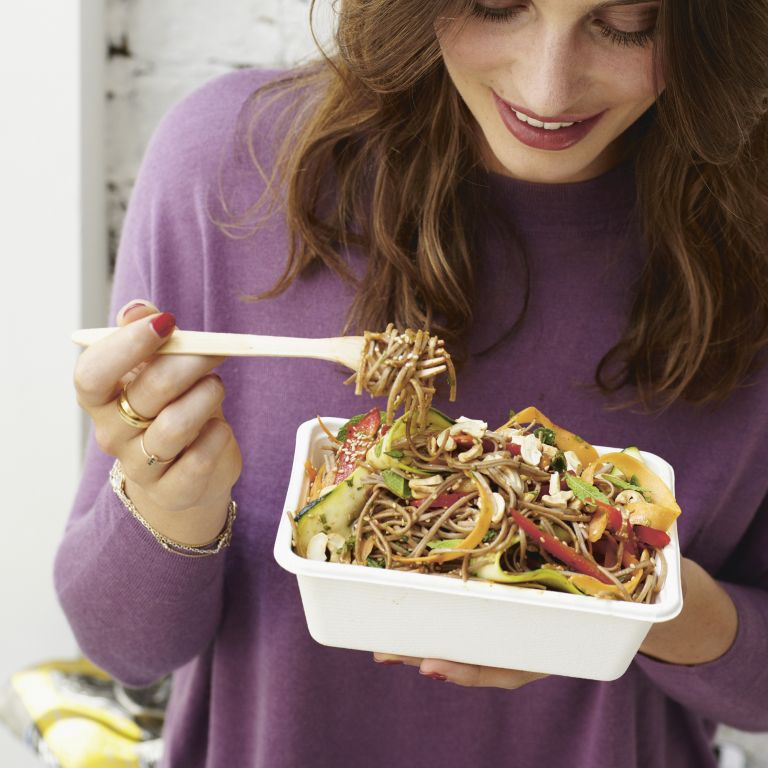 Deliciously Ella's Pad Thai