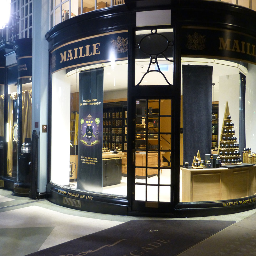photo of Maille shop
