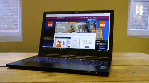 Hands on: MSI WS63 review | TechRadar