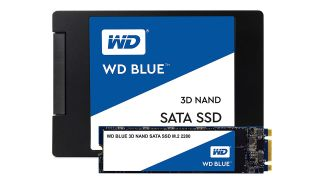 This 1TB WD Blue SSD is at the lowest price ever, at £118