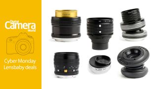 Lensbaby Cyber Monday deals
