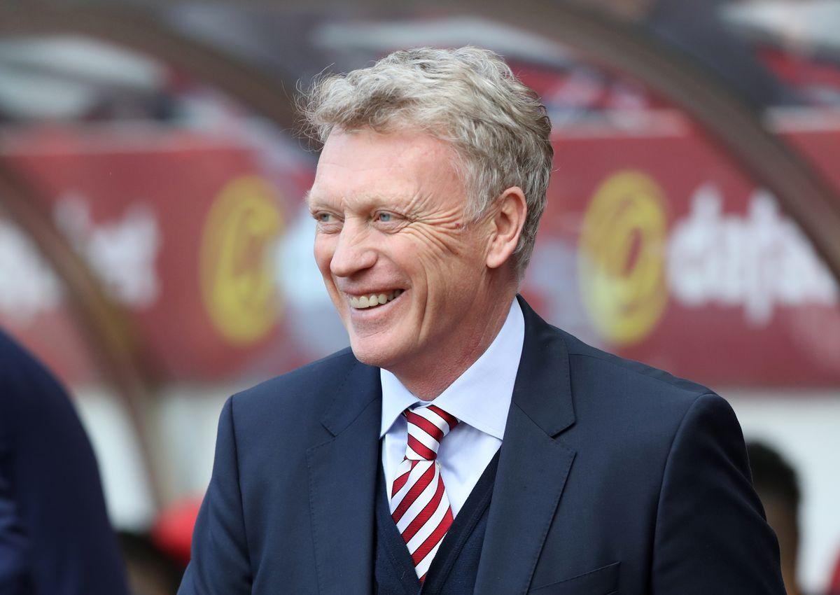 On this day in 2016: David Moyes replaced Sam Allardyce as Sunderland boss