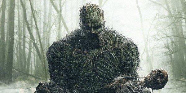 swamp thing poster dc universe