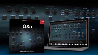 IK Multimedia Syntronik OXa