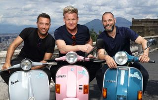 Gordon, Gino and Fred: Road Trip