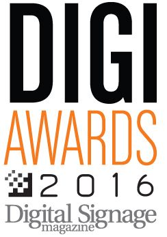 DIGI Awards Entry Deadline Friday Nov. 6– Best Digital Signage
