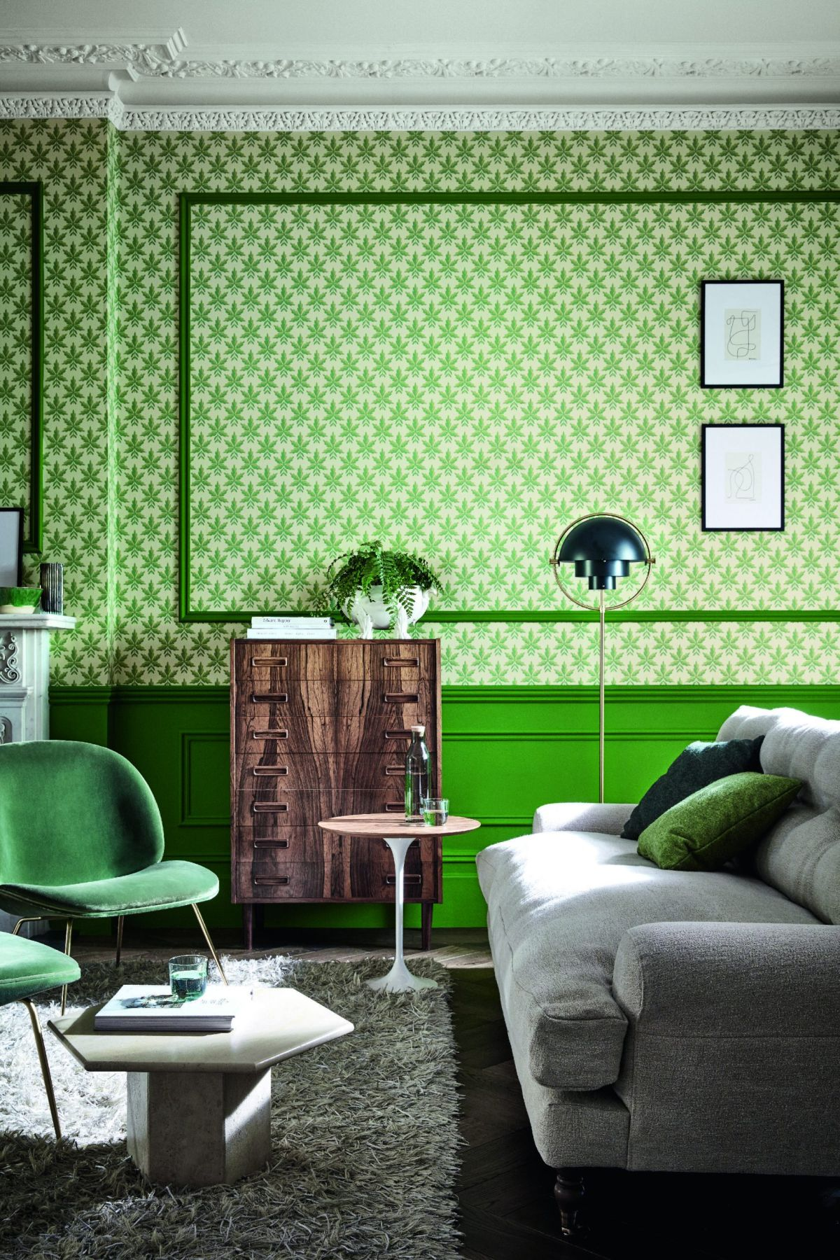 Cool Wallpapers Living Room