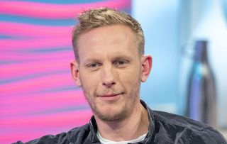 Laurence Fox - 'I got hit in the face with a wrench in the Frankie Drake Mysteries!'