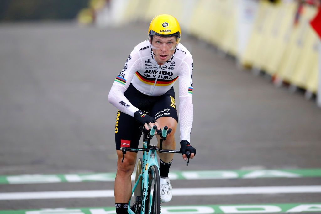 Tony Martin wins German men's time trial title