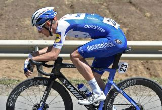 Deceuninck-QuickStep's Mikkel Honoré at the 2020 Tour Colombia 2.1