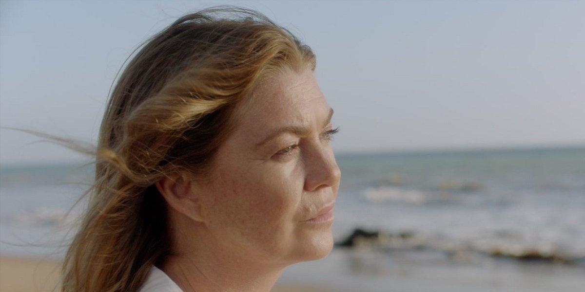 Meredith Grey Grey's Anatomy ABC