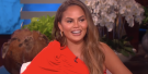 Chrissy Teigen's Son Interrupted Her Thirst Trap In The Cutest Way