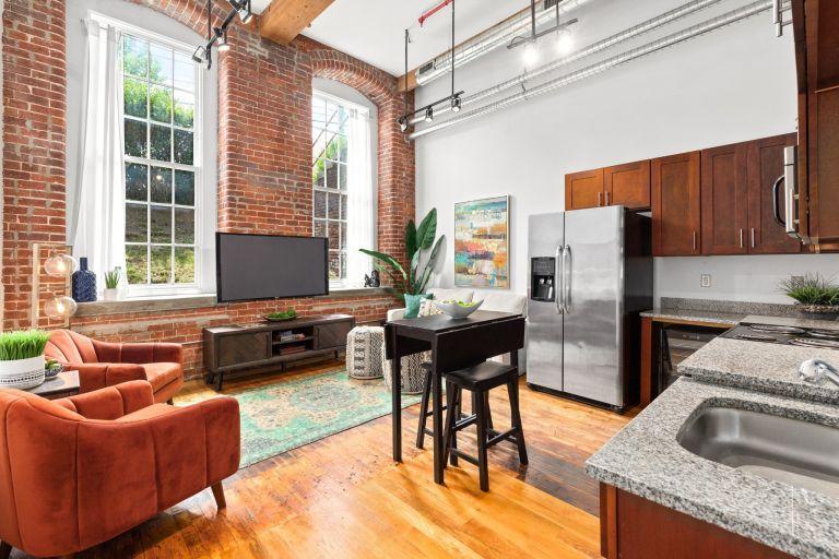 300,000 home - nashville loft condo