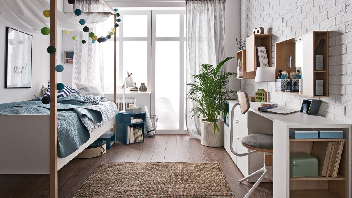 Teen Bedroom Ideas: 12 Ideas They Might Even Like