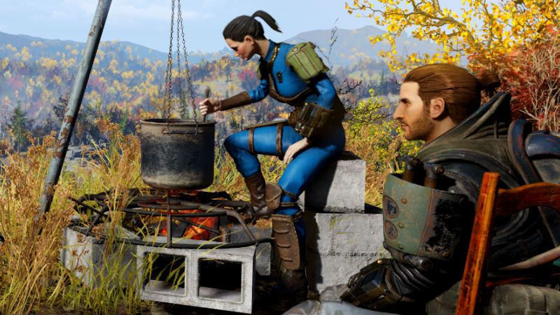 12 Fallout 76 CAMP tips to help you build that perfect home base