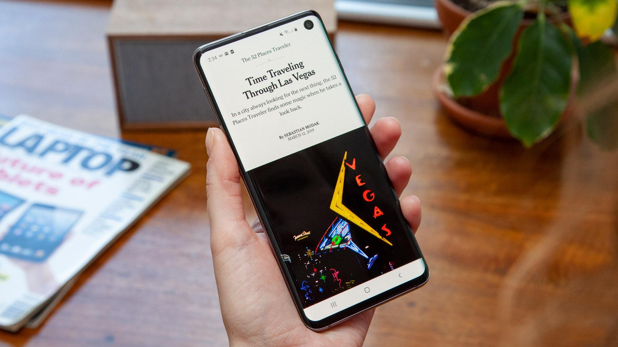 Samsung Galaxy S21 vs.  Galaxy S10: Should You Upgrade?