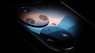 Huawei P50 teaser image