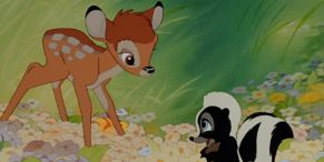 Why Bambi Cut One Of Its Characters