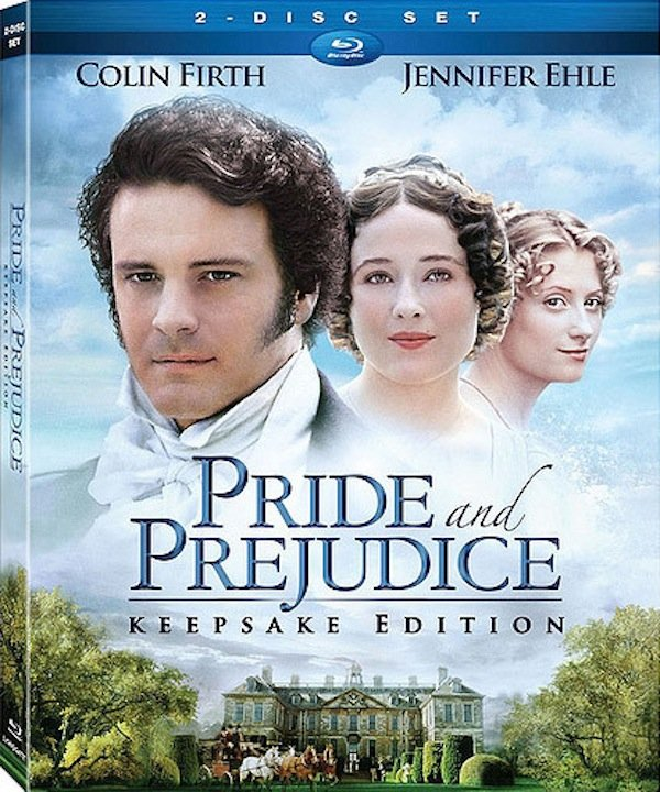 Pride and prejudice box