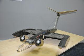 Bat-Wing Drone