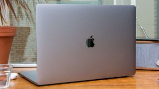 MacBook Pro 16-inch back