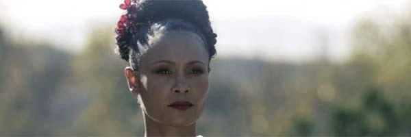 Thandie Newton's geisha scenes in westworld season 2