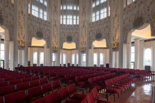 Renkus-Heinz Provides Hidden Audio Solution for Bahá'í House of Worship
