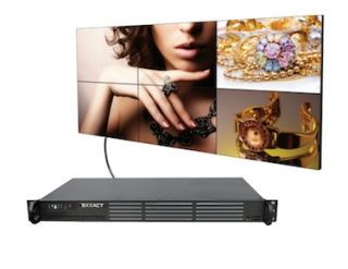 Matrox C-Series for Exxact Video Wall and Digital Signage Systems