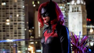 The original Batwoman has nothing but praise for her replacement, Javicia Leslie