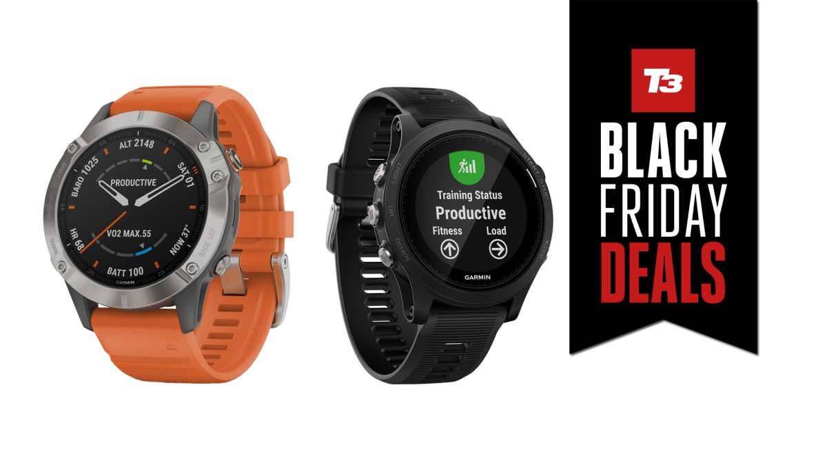 These Black Friday Garmin Fenix 5S Plus and Forerunner 45 deals are simply mind-blowing