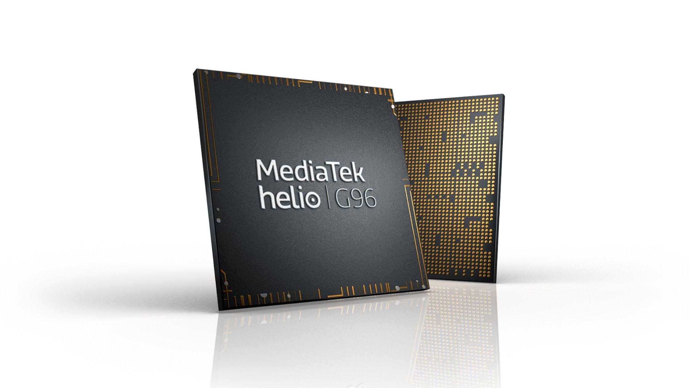 MediaTek Helio G96 and Helio G88
