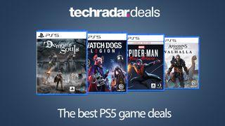 cheap PS5 game deals sales
