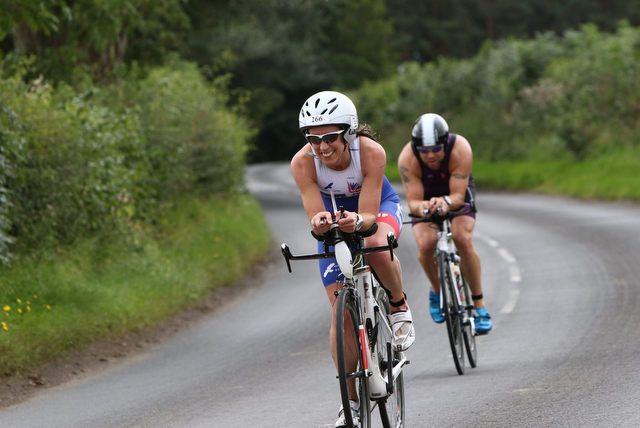 triathlon. Image: Ian Robertson, Flikr Commons