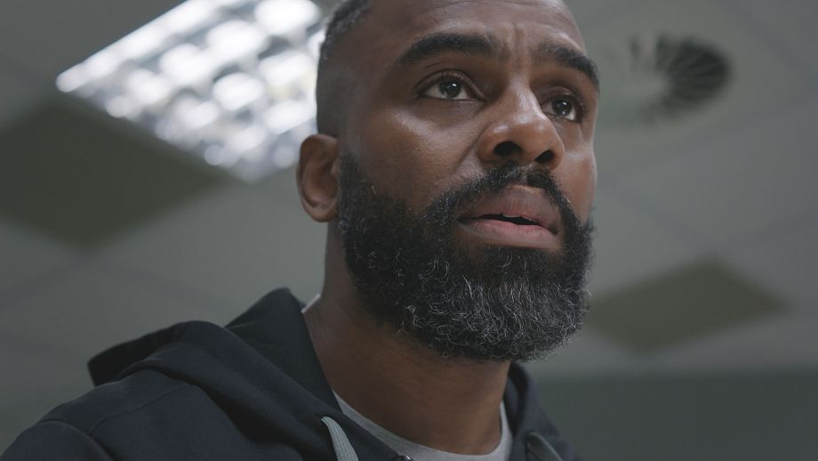 Jacob looks stunned in Casualty