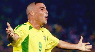 retro Brazil shirt 2002 World Cup