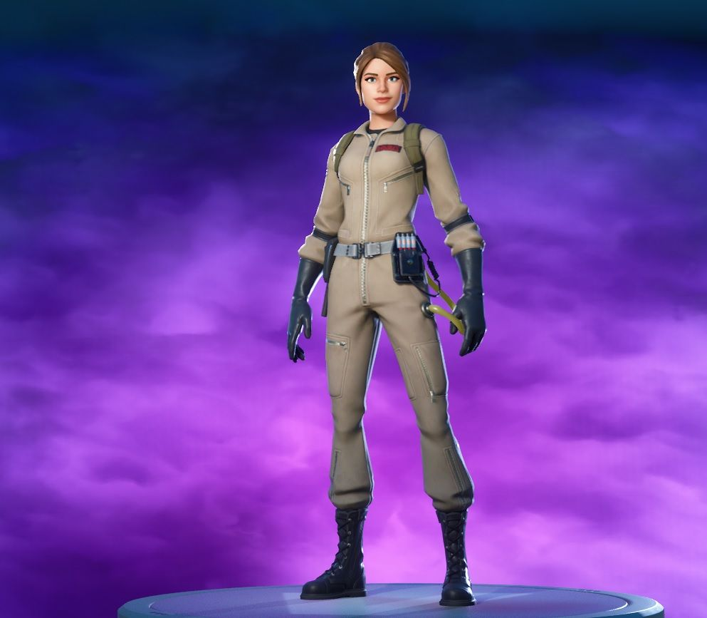 fortnite item shop ghostbusters skins are now available pc gamer fortnite item shop ghostbusters skins