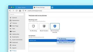 Ad and Tracker blocker